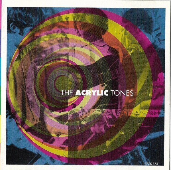 The Acrylic Tones - The Acrylic Tones