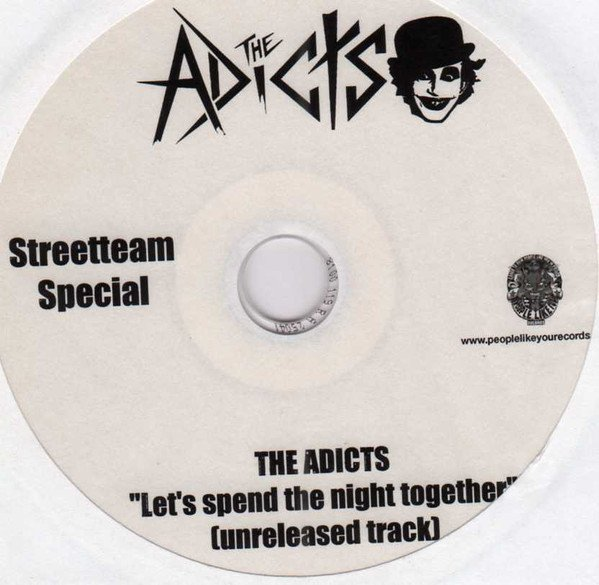 The Adicts - Let