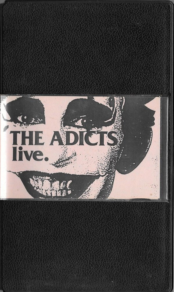 The Adicts - Live.