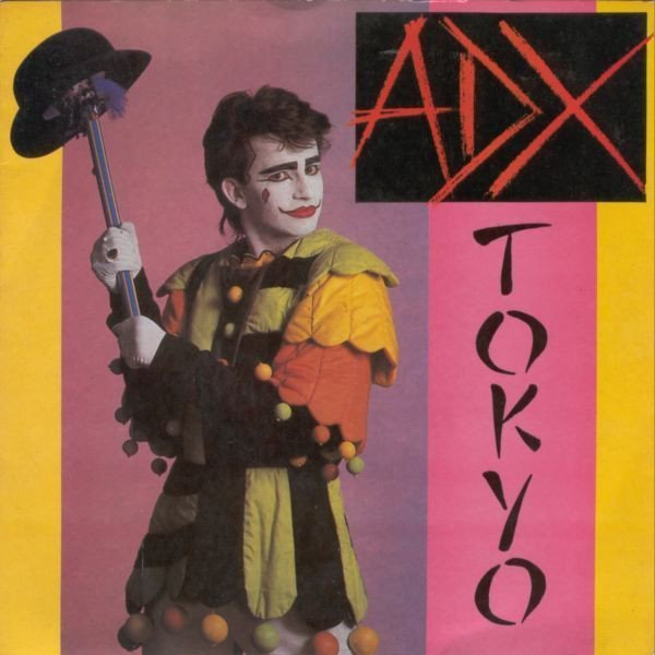 The Adicts - Tokyo