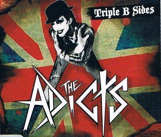 The Adicts - Triple B Sides