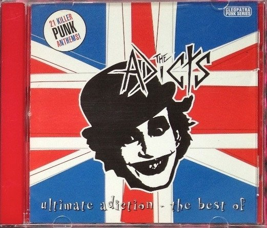 The Adicts - Ultimate Adiction - The Best Of