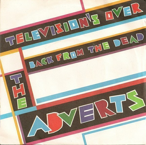 The Adverts - Television