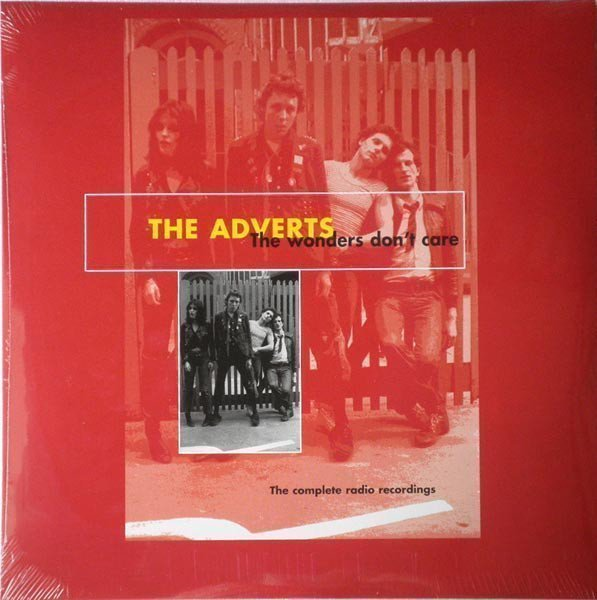 The Adverts - The Wonders Don