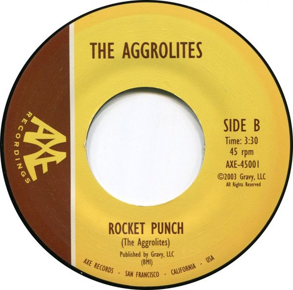 The Aggrolites - Black Lung