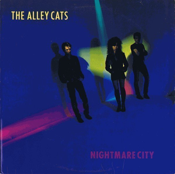 The Alley Cats - Nightmare City