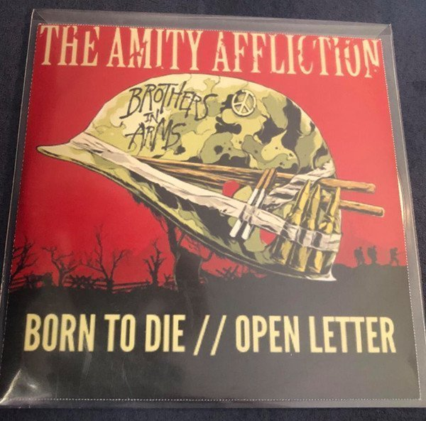 The Amity Affliction - Born To Die // Open Letter