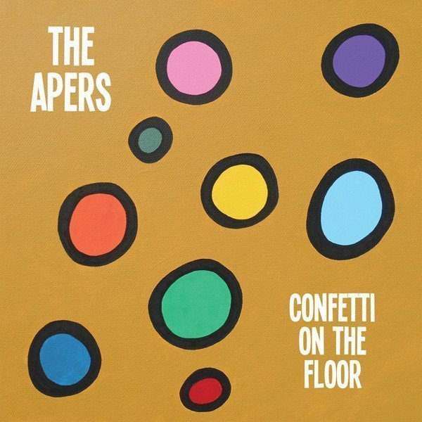 The Apers/sons Of Budha - Confetti On The Floor