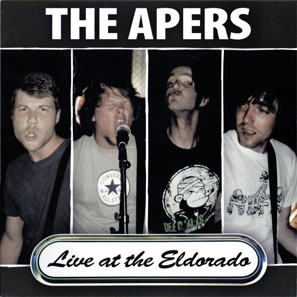 The Apers/sons Of Budha - Live At The Eldorado