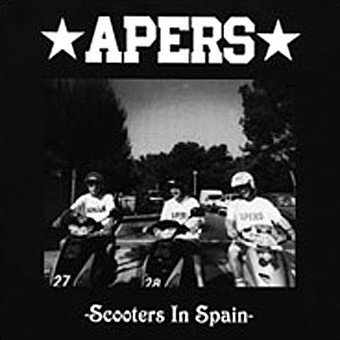 The Apers/sons Of Budha - Scooters In Spain / Phat Pack Punxuals
