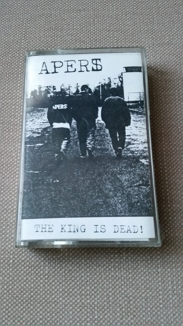The Apers/sons Of Budha - The King Is Dead!