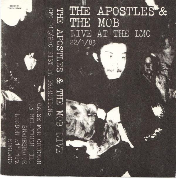 The Apostles - Live At The LMC 22/1/83