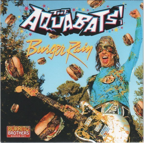 The Aquabats - Burger Rain