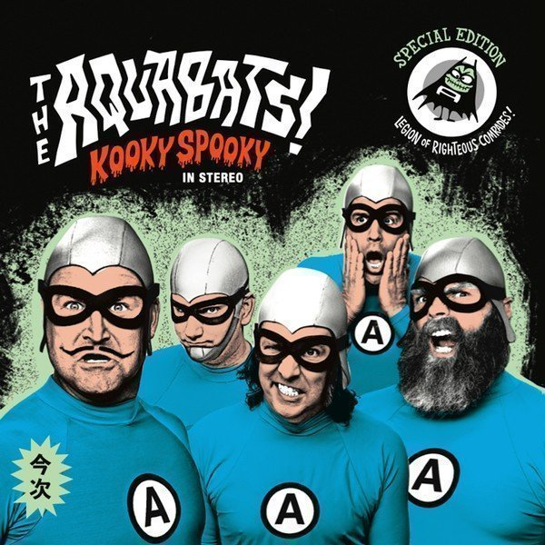 The Aquabats - Kooky Spooky In Stereo