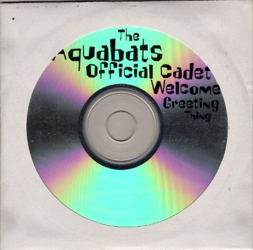 The Aquabats - Official Cadet Welcome Greeting Thing
