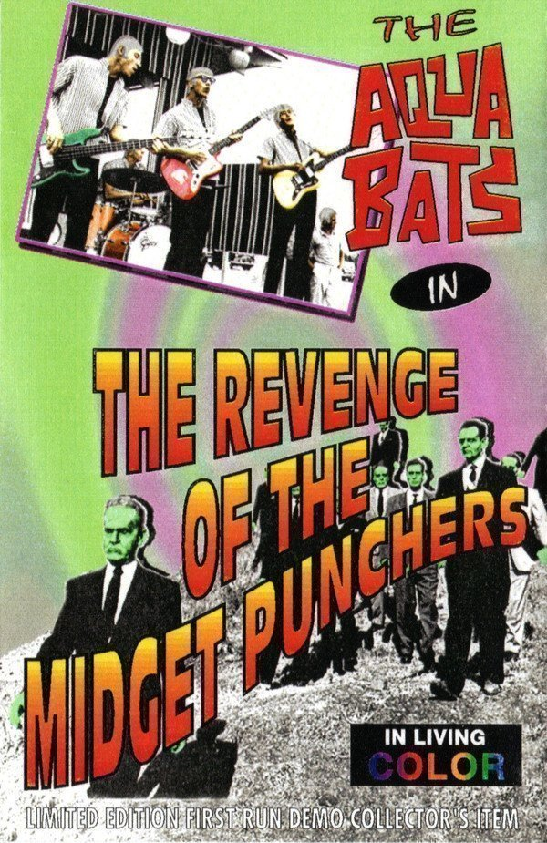 The Aquabats - The Revenge Of The Midget Punchers