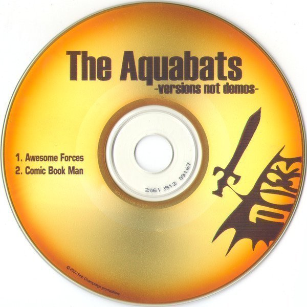 The Aquabats - -Versions Not Demos-
