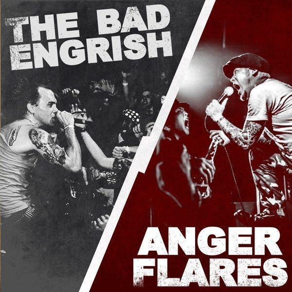 The Bad Engrish - Anger Flares / The Bad Engrish