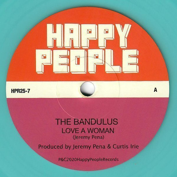The Bandulus - Love A Woman