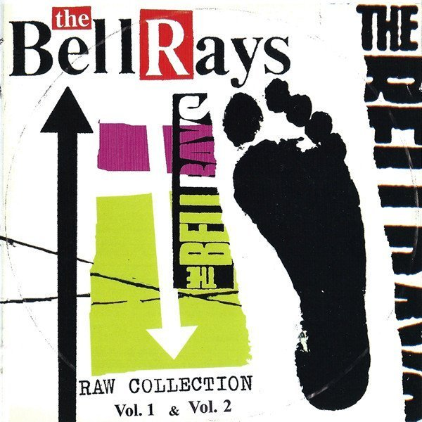 The Bellrays - Raw Collection Vol. 1 & Vol. 2