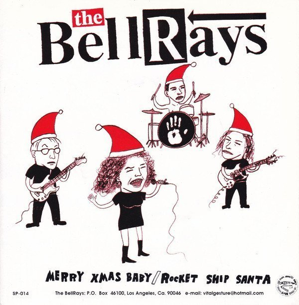 The Bellrays - The Bellrays / The Streetwalkin