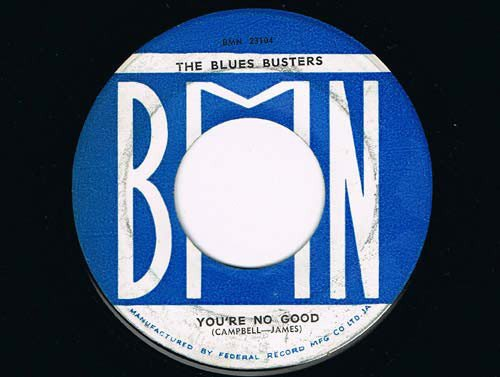 The Blues Busters -  Don