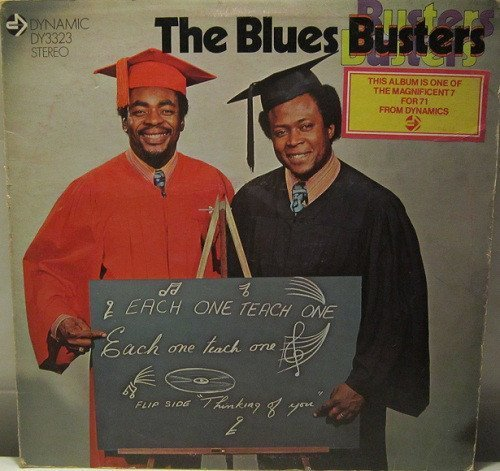 The Blues Busters - Each One Teach One