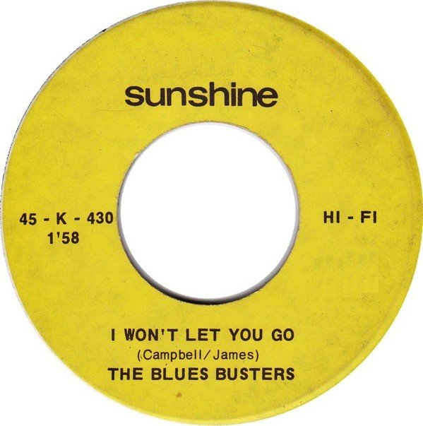 The Blues Busters - I Won