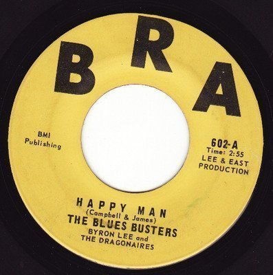 The Blues Busters - My Girl / Happy Man