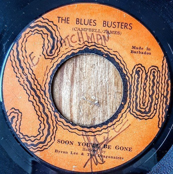 The Blues Busters - Soon You