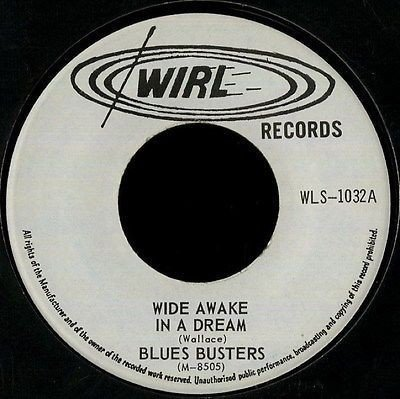 The Blues Busters - Wide Awake In A Dream / Behold