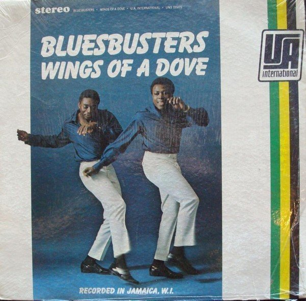 The Blues Busters - Wings Of A Dove