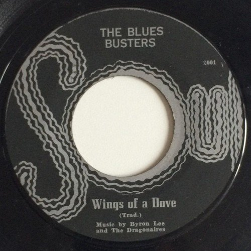 The Blues Busters - Wings Of A Dove / Love Me Forever