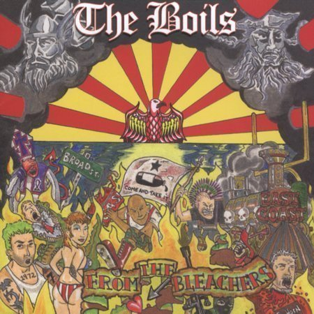 The Boils - From The Bleachers