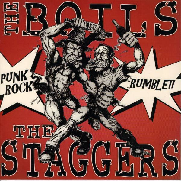 The Boils - Punk Rock Rumble!!
