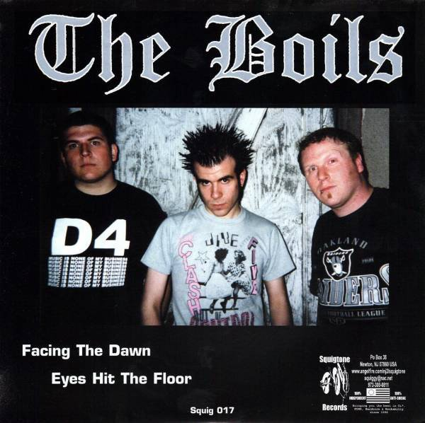 The Boils - The Boils / Disorderly Conduct
