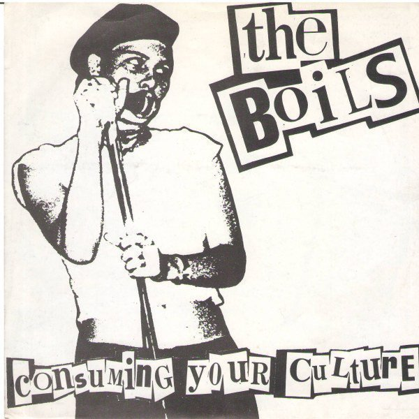 The Boils - The Boils / Sleepasaurus