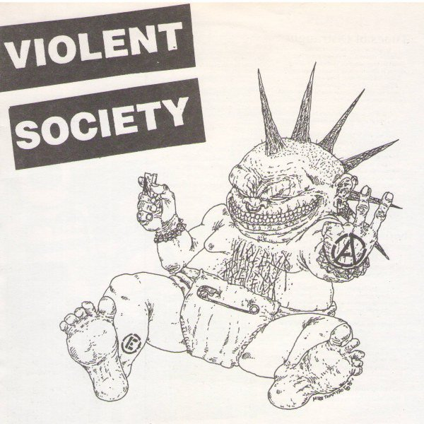 The Boils - Violent Society / Tradition Ends...