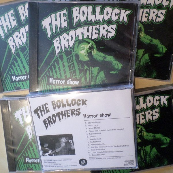 The Bollock Brothers - Horror Show