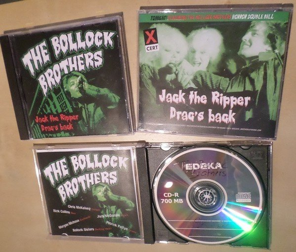 The Bollock Brothers - Jack The Ripper