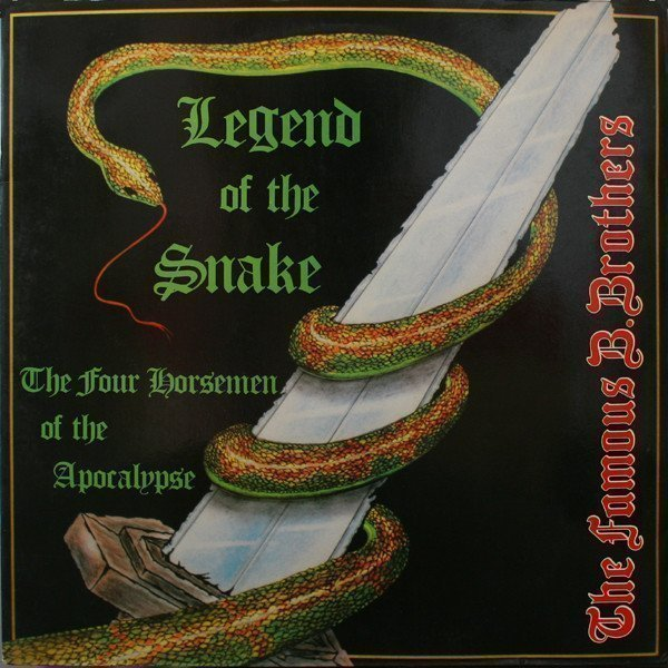 The Bollock Brothers - Legend Of The Snake
