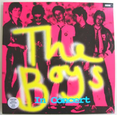 The Boys - In Concert