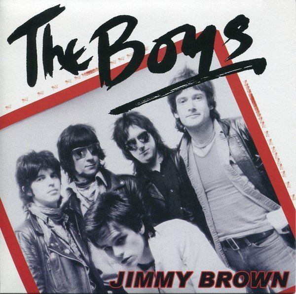 The Boys - Jimmy Brown