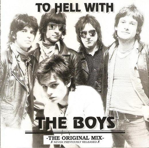 The Boys - To Hell With The Boys - The Original Mix -