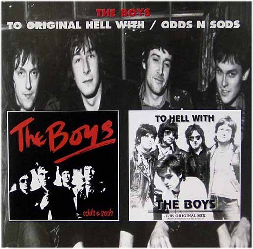 The Boys - To Original Hell With/Odds N Sods