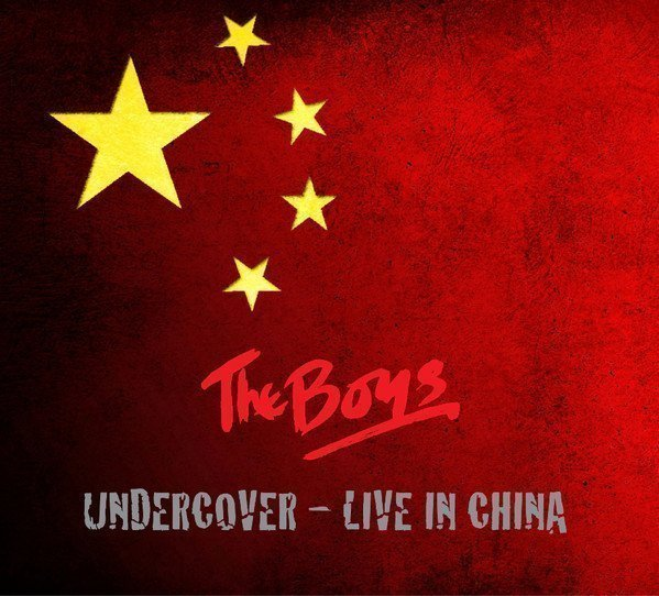 The Boys - Undercover - Live in China