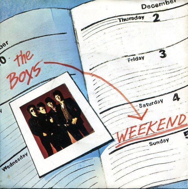 The Boys - Weekend