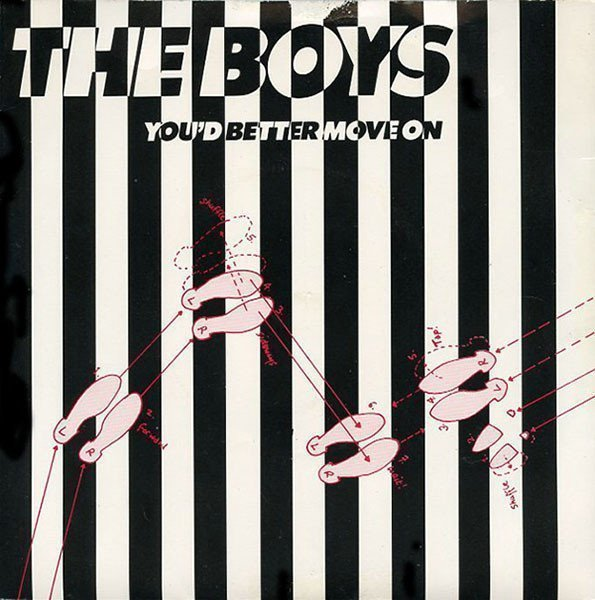The Boys - You Better Move On
