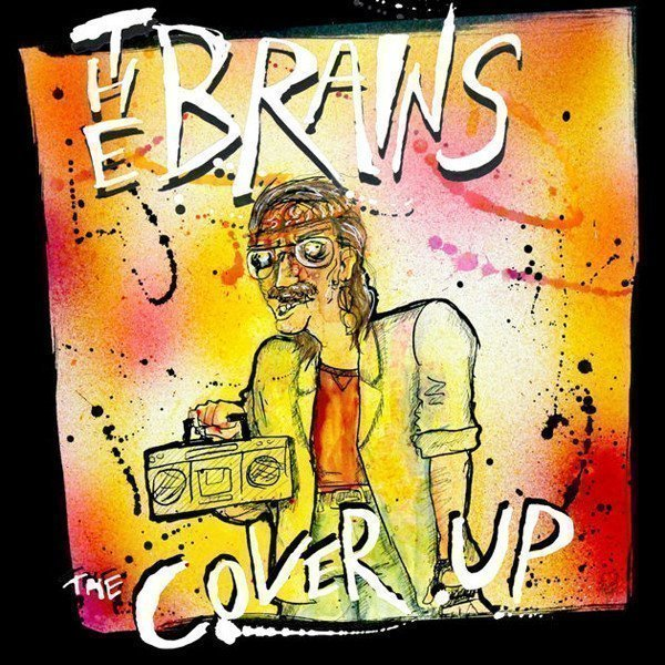 The Brains - The Cover Up