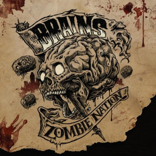 The Brains - Zombie Nation